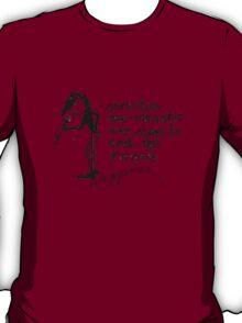 'Sensitive New-Romantic' T-Shirt