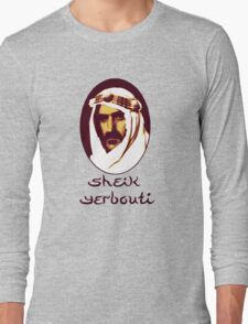 Sheik Yerbouti Long Sleeve T-Shirt