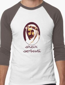 Sheik Yerbouti Men's Baseball ¾ T-Shirt