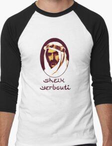 Sheik Yerbouti Men's Baseball ¾ T-Shirt