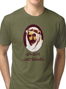 Sheik Yerbouti Tri-blend T-Shirt