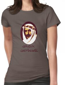 Sheik Yerbouti Womens Fitted T-Shirt