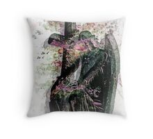 My Angel Throw Pillow