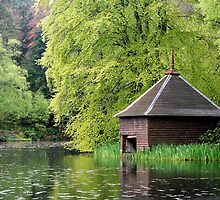 The Boathouse by Kirsty Hodge
