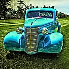Old 1938 Chevy Coupe by thomr