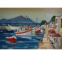 SIMONS TOWN WESTERN CAPE SOUTHAFRICA Photographic Print