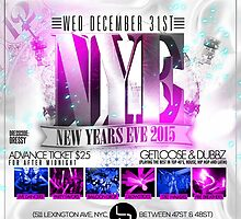 Ring in the New Year at LQ NYC - New York by BritishYank