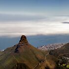 Panorama from Table Mountain by Craig Mitchell