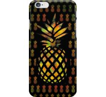 Pineapple mania iPhone Case/Skin
