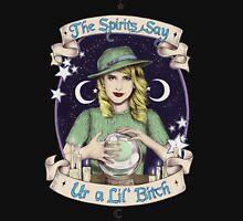 Mystic Miss Maggie Esmerelda (color) Unisex T-Shirt
