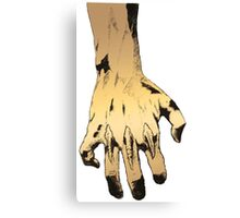 Wolverine - Bone Claws Canvas Print