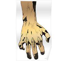 Wolverine - Bone Claws Poster