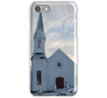 Newfields Community Church 02 iPhone Case/Skin