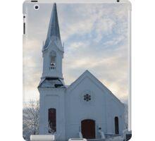 Newfields Community Church 02 iPad Case/Skin