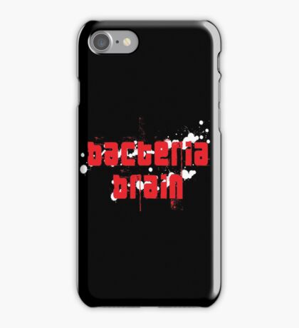 Bacteria Brain iPhone Case/Skin