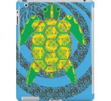 Turtle Swirl iPad Case/Skin