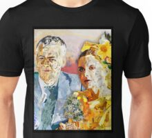 Steel and Daffodils Unisex T-Shirt