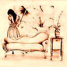 Pensive mood by Elisabete Nascimento
