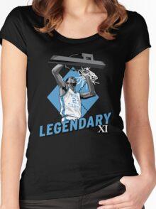 Legendary Women's Fitted Scoop T-Shirt