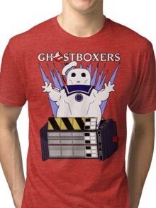 Ghostboxers Tri-blend T-Shirt