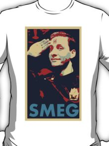 Red Dwarf: Smeg T-Shirt
