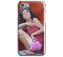 sickness of soul - enfermedad de la alma iPhone Case/Skin