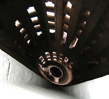 La Sagrada Familia Church bell tower by Leo Sapene