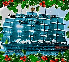 Good Tidings ! by Nancy Richard