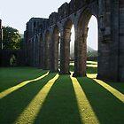 Llanthony Priory by Anthony Thomas
