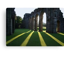 Llanthony Priory Canvas Print