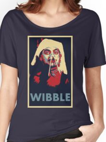 Wibble Women's Relaxed Fit T-Shirt