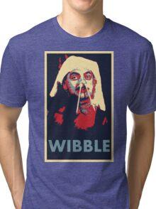 Wibble Tri-blend T-Shirt
