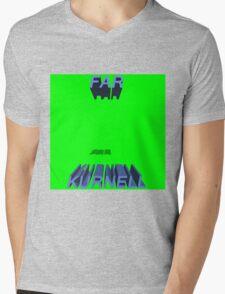 Far Kurnell Mens V-Neck T-Shirt
