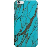 Turquoise stone iPhone Case/Skin