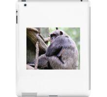 Alpha Chimp iPad Case/Skin
