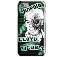 Android Lloyd Webber iPhone Case/Skin