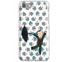 Mycroft Loves Cake - Version 3 iPhone Case/Skin