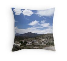 Lonely but beautiful! Throw Pillow