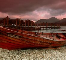 Cumbrian Row Boat by 2Andys