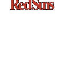 Akagi Redsuns Logo by blister215