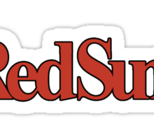 Akagi Redsuns Logo Sticker