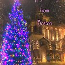 Trinity Tree – Happy Holidays from Boston by Owed to Nature
