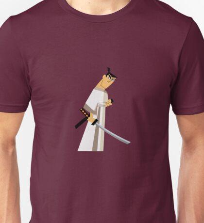 Samurai Jack (Gray) Unisex T-Shirt