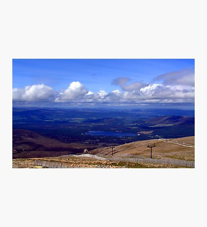 Cairngorm view Photographic Print