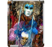 Carnival Masks iPad Case/Skin