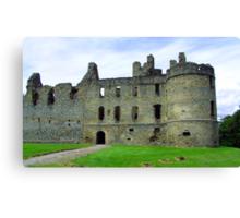Balvenie Castle Canvas Print