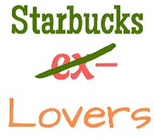 Starbucks Lovers by SEA123