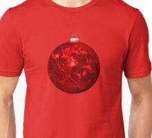 Chrismas Ball Earth Unisex T-Shirt