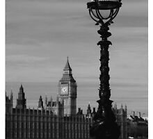 Thames Lamp by 2Andys