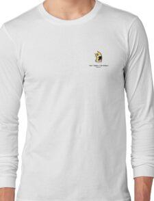help timmi c the world small Long Sleeve T-Shirt